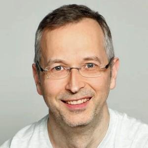 Moderator Andreas von Juterzenka