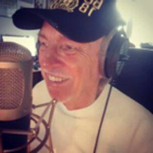 Moderator Fred van Halen