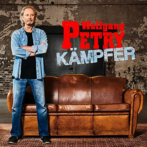Cover Wolfgang Petry - Kämpfer