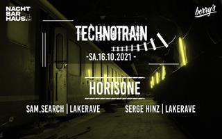 TECHNOTRAIN W/ HORISONE